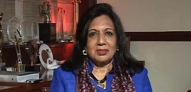 Kiran Shaw, Lord Meghnad Voice Business Leaders' Concern Over Intolerance