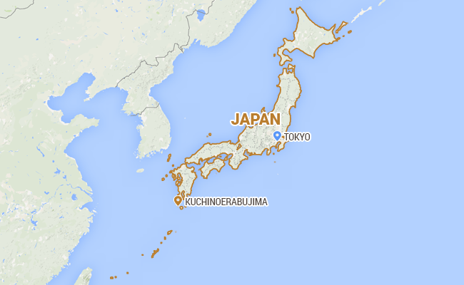 Evacuation Ordered In Japanese Island After Volcanic Eruption
