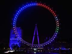 Ahead of UK Elections, London Eye Lit by Facebook Chat