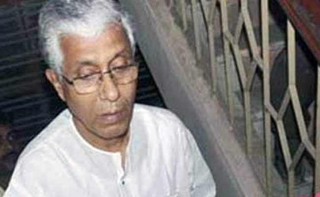 Manik Sarkar Is Poorest Chief Minister With Bank Balance Of Rs 2,000