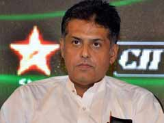 After Digvijaya Singh, Congress' Manish Tewari Raises Storm With Abusive Tweet On PM