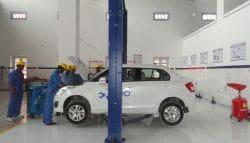 Maruti to Provide Car Service & Repair Training at Industrial Training Institutes