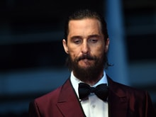 Cannes 2015: This is What Matthew McConaughey Said When Critics 'Booed' His Film