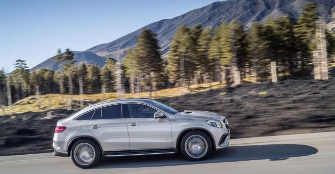 Mercedes Benz Gle Coupe To Star In Juric World