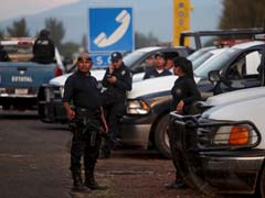 Shootout Between Federal Forces and Hitmen in Mexico Kills 43