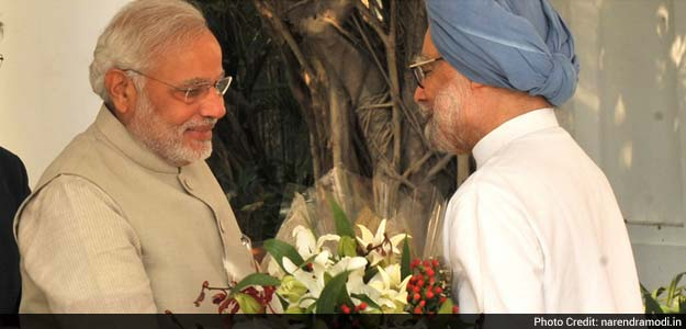 The First Year Sensex Story: Narendra Modi vs Manmohan Singh