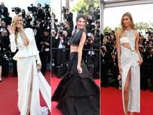 Cannes Fashion: I Can Wear This Dress Because I'm a Model