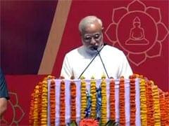 युद्ध से छुटकारा, केवल बुद्ध के मार्ग पर चलकर संभव : प्रधानमंत्री नरेंद्र मोदी