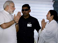 Mamata Banerjee Extends Birthday Greetings To PM Modi