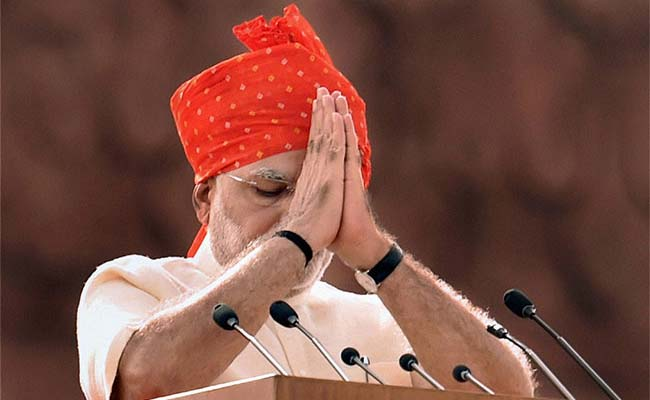PM Modi, BJP MPs Observe A Day's Fast After Parliament Washout
