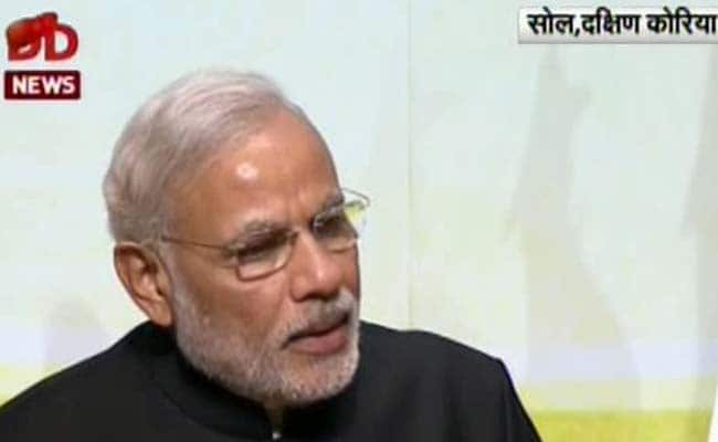 Things Have Changed, Indians Now Excited to Return: PM Narendra Modi in Seoul
