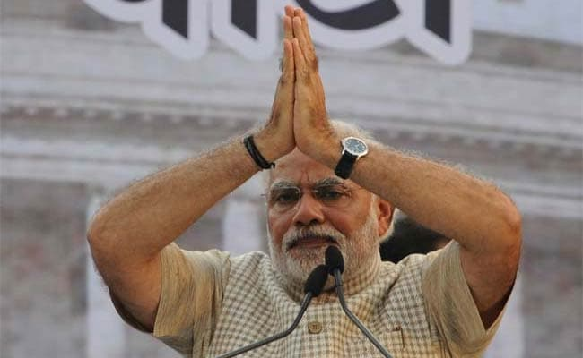A Recap Of 2014 Election Results When BJP-Led NDA Formed Government