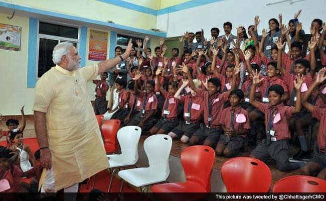 For Pariksha Pe Charcha 2.0, PM To Interact With 2,000 Students Tomorrow