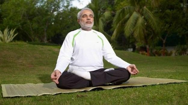 Prime Minister Narendra Modi to Perform Yoga at a Public Event