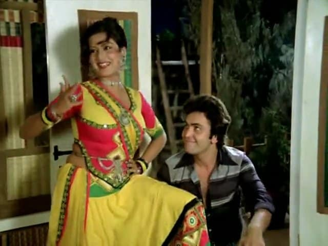 After Moushumi Chatterjee Called Him a 'Spoilt Brat,' Rishi Kapoor Said This