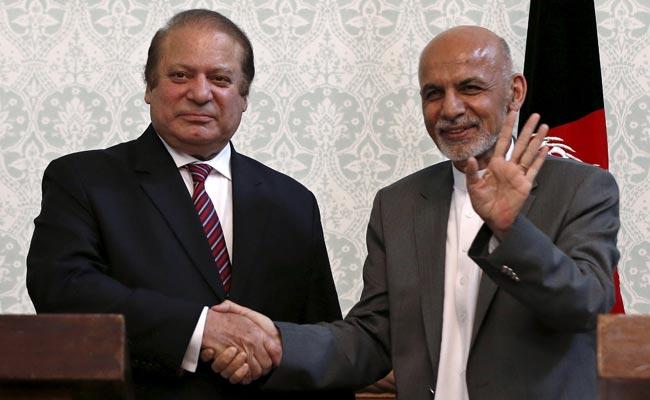 In Afghanistan, Nawaz Sharif Promises Cooperation in Hunt for Militants