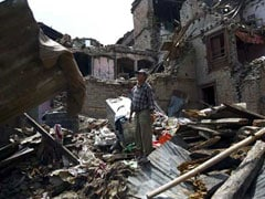 नेपाल में अब तक आए भूकंप के 202 झटके