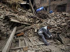 101-Year-Old Man Pulled Alive From Nepal Earthquake Rubble