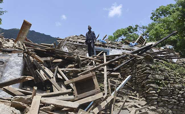 India Announces $1 Billion For Nepal Reconstruction