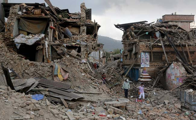 Earthquake-Devastated Nepal Toll to Climb 'Much Higher'