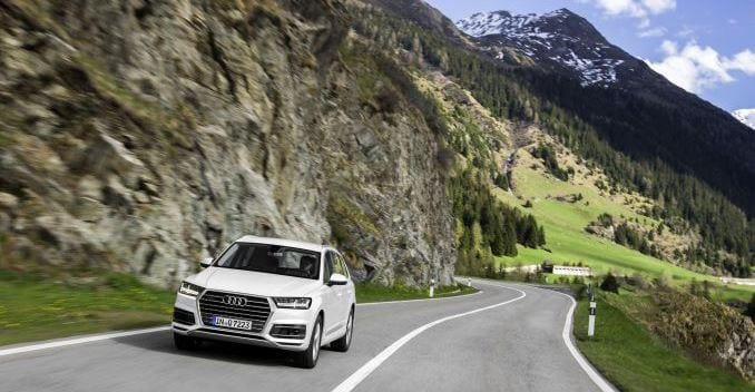Review: New Audi Q7