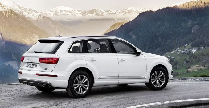 New Audi Q7 Review