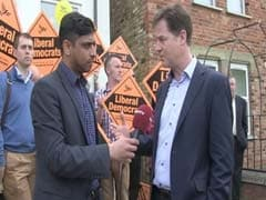 UK Election: Hope We Will Win Many Seats, Deputy PM Nick Clegg Tells NDTV