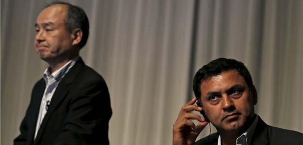 SoftBank Names Nikesh Arora President, Next Potential CEO