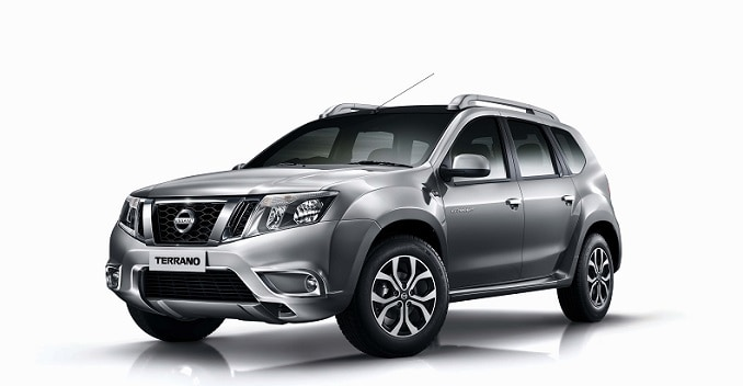 Launched: Nissan Terrano 'Groove' Limited Edition at &#8377 11.45 Lakh