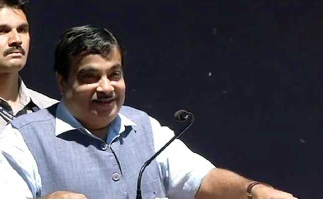Nitin Gadkari Leaves for Brazil to Attend Traffic Safety Conference