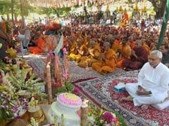 Practice Yoga Regularly, Bihar Chief Minister Nitish Kumar Advises BJP President Amit Shah