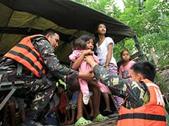 Thousands Evacuated in Philippines as Powerful Typhoon Nears