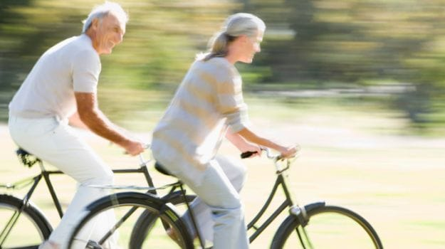 30 Minutes of Exercise is Key to Health in Old Age