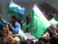 बिहार : नालंदा जिले में एक घर पर लगाया गया कथित पाकिस्तानी झंडा जब्त