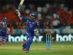 आईपीएल-8 : हैदराबाद को हराकर प्लेऑफ में पहुंचा मुंबई
