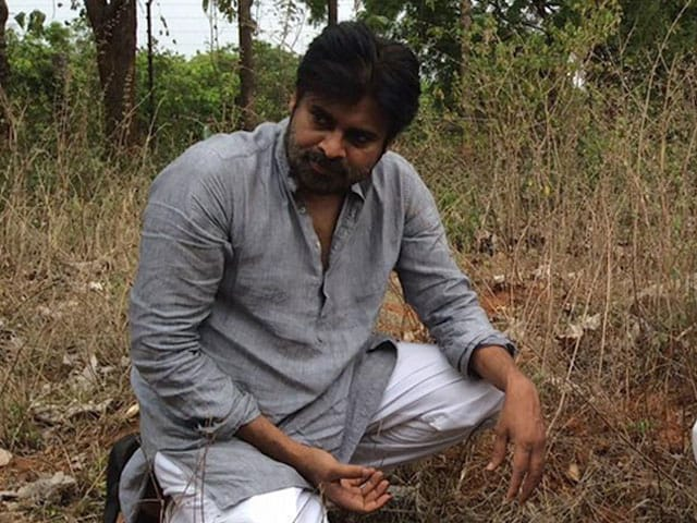 Pawan Kalyan's Beard is For Gabbar Singh 2