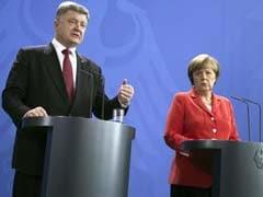 Ukraine's Petro Poroshenko Calls Minsk Agreement 'Pseudo-Ceasefire'