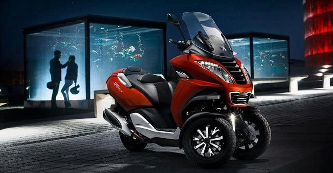 Mahindra to Launch 3 Peugeot Scooters in India? - NDTV CarAndBike