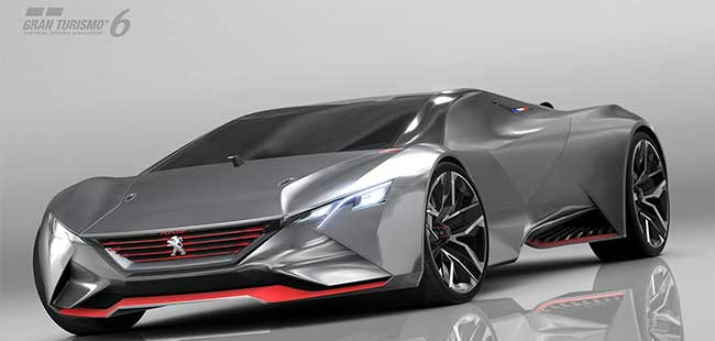 Peugeot Designs A Car That S Faster Than An Car Ndtv Carandbike