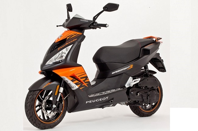 Mahindra to Launch 3 Peugeot Scooters in India? - NDTV