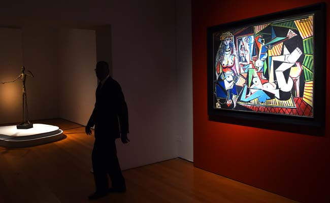 Picasso Sets $179 Million Auction Record in New York