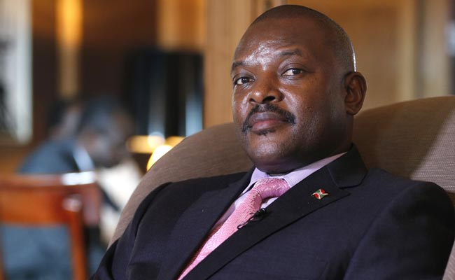Burundi Rebels Announce Force To Oust President