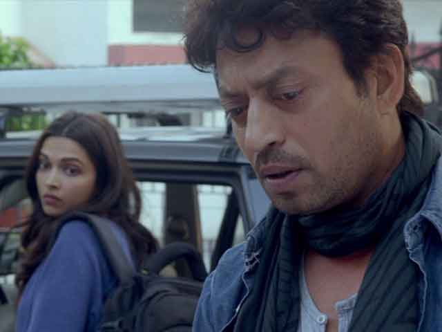 Deepika Padukone: I Thought Irrfan Khan Would Look Down Upon Me