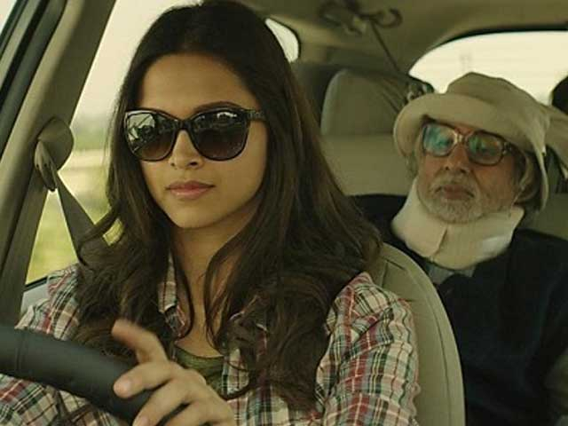 Smile, Piku. Over 25 Cr in Three Days Should Keep 'Baba' Happy