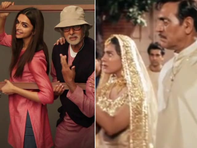 Piku to Simran: Bollywood Stories of Daughters and Fathers