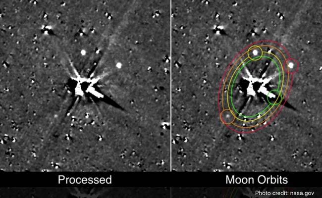 Kerberos Moon Of Plluto: NASA Mission Spots All Pluto Family Members