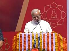 Lord Buddha's Teachings an Answer to the World's Ongoing Turmoil: PM Modi