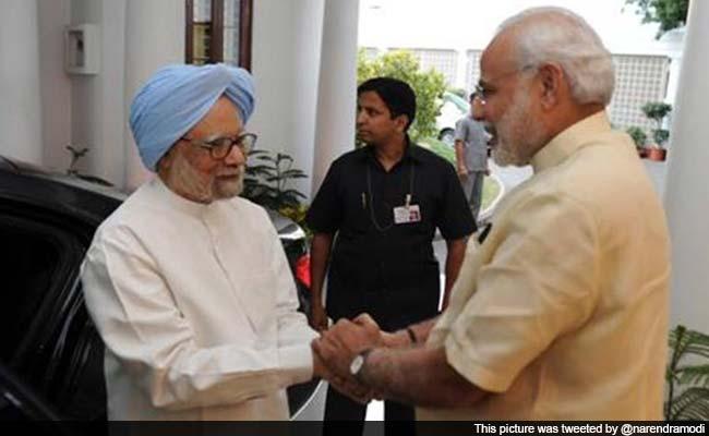 'My Successor a Better Salesman': Manmohan Singh Takes on PM Modi on Economy