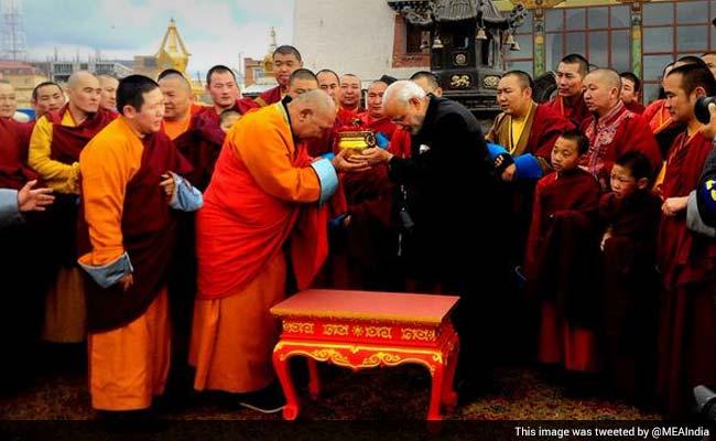 'India Privileged to be Considered Mongolia's Spiritual Neighbour,' Says PM Narendra Modi
