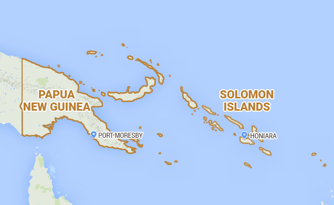 islands of papua new guinea